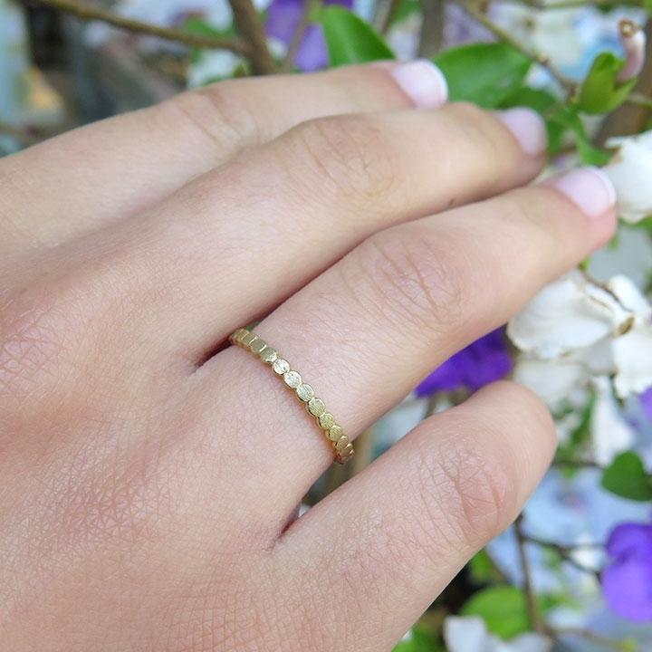 טבעת נקודות מאוסף מיוחד
