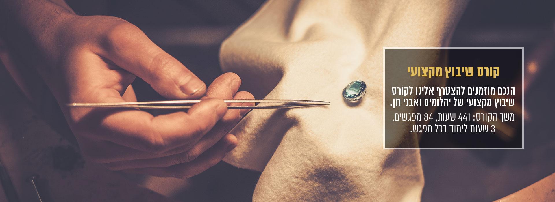 עיצוב תכשיטים מקצועי